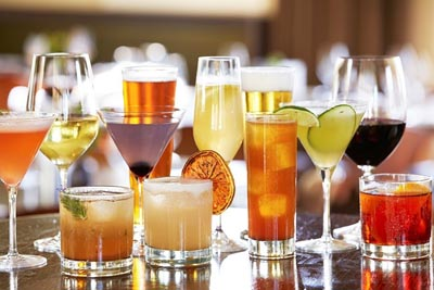 Drinks-package on MSC Cruises