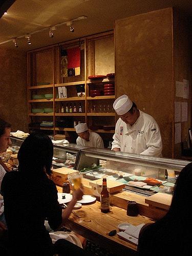 Top Sushi Restaurants La