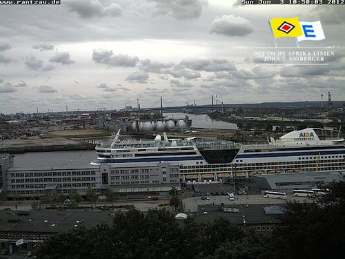 Cgi Hamburg Hamburg Port Web Cam | Page 5 | Cruising Forums