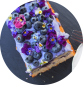 Lemon and Blueberry Loaf Cake