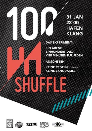 HH Shuffle 100 DJs