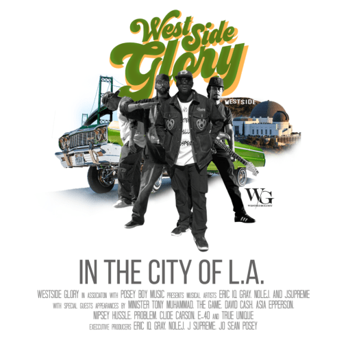 Westside Glory In The City Of L.A. The Soundtrack