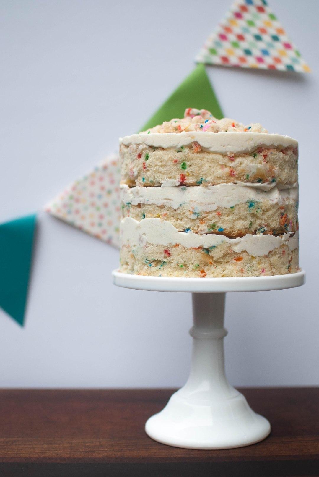 Momofuku Confetti Birthday Cake Crumbs Nibbles