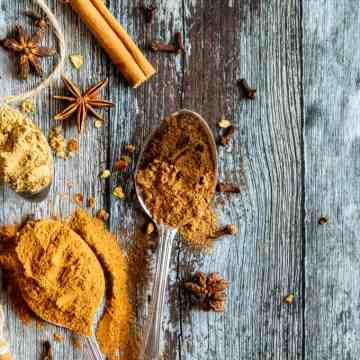 The perfect blend DIY pumpkin spice mix to bring the flavour of autumn into your kitchen, taking you from Halloween to Thanksgiving.