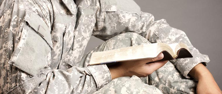 Featured Image for Follow Jesus like a Soldier
