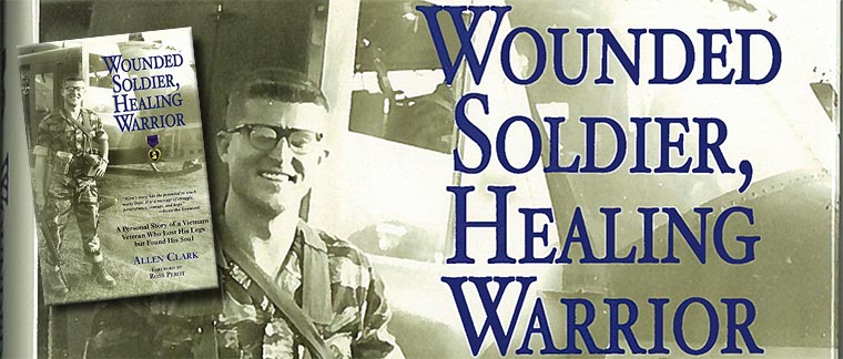 Featured Image for Wounded Soldier, Healing Warrior