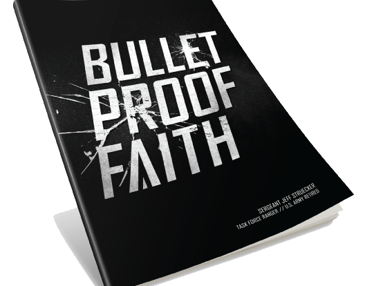 Featured Image for Bullet Proof Faith – 25 pack