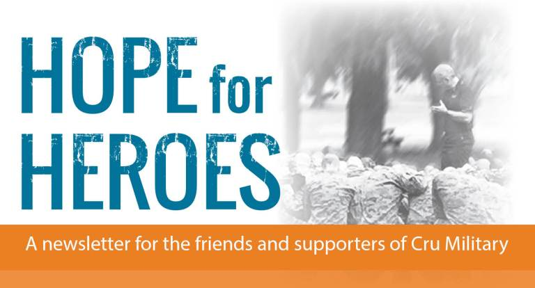 Featured Image for Hope for Heroes- May Edition