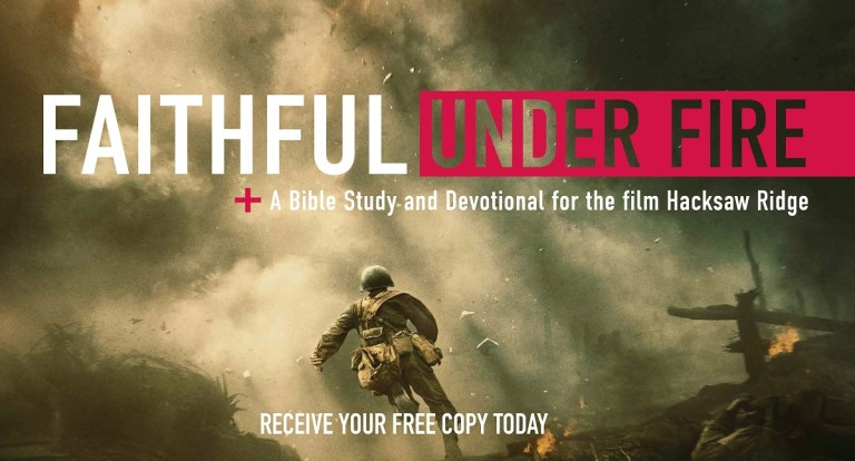 Featured Image for Faithful Under Fire: A Devotional and Bible Study