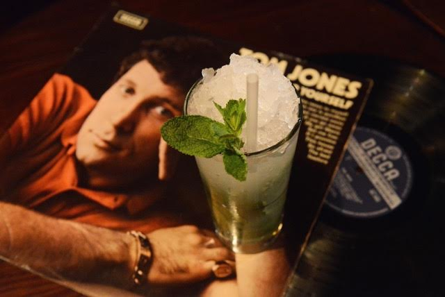 Old St. Records Cocktail