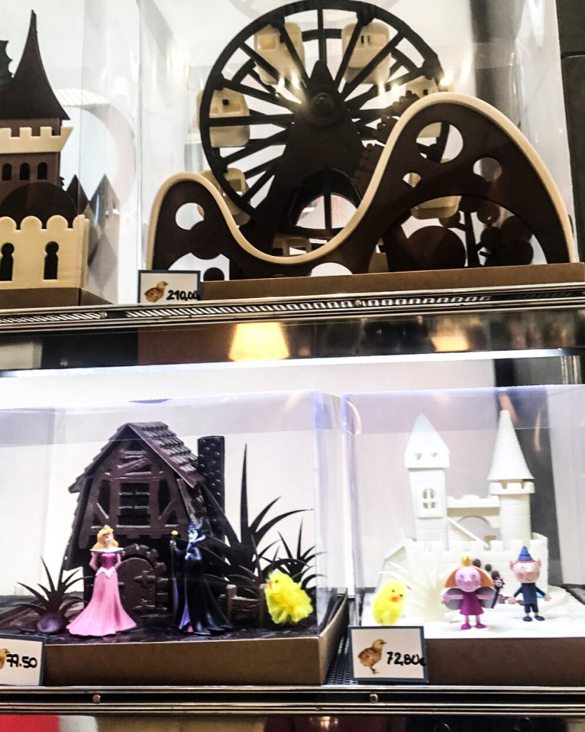 Best Chocolate Shops in Barcelona - Boci