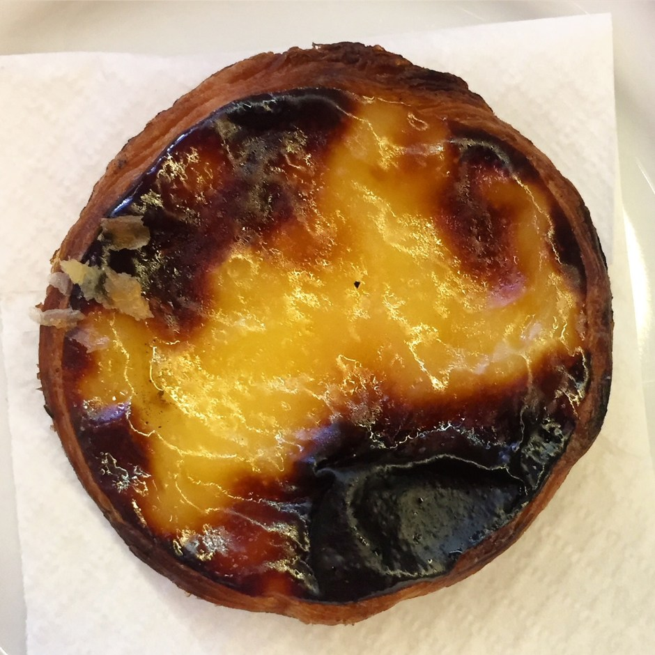 Lisbon Custard Tart