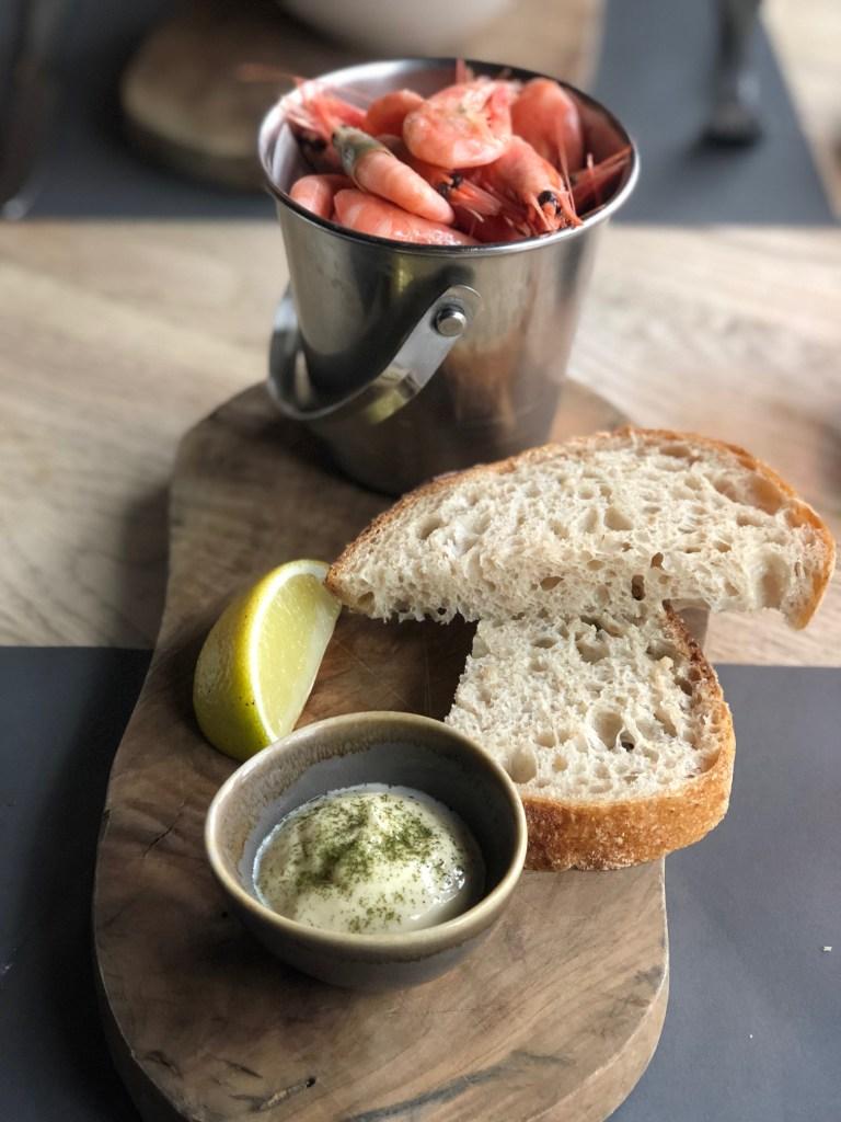 Greyhound on the Test Stockbridge Food