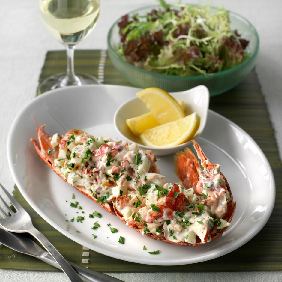 Forman & Field Dressed Lobster