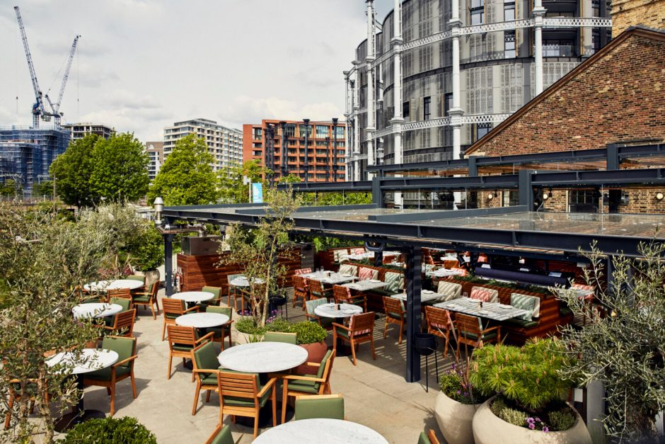Parralin, Coal Drops Yard