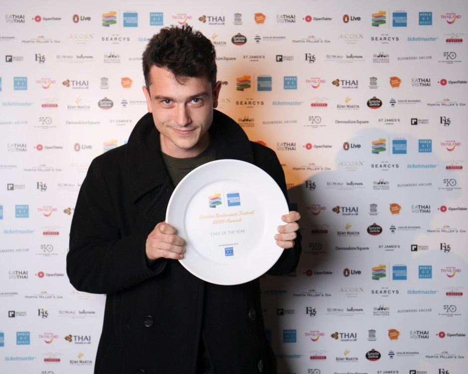 London Restaurant Festival 2019 Winners