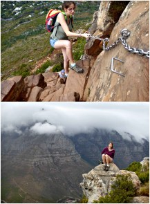Hike Lions Head for views of the city, Table Mountain and the 12 apostles