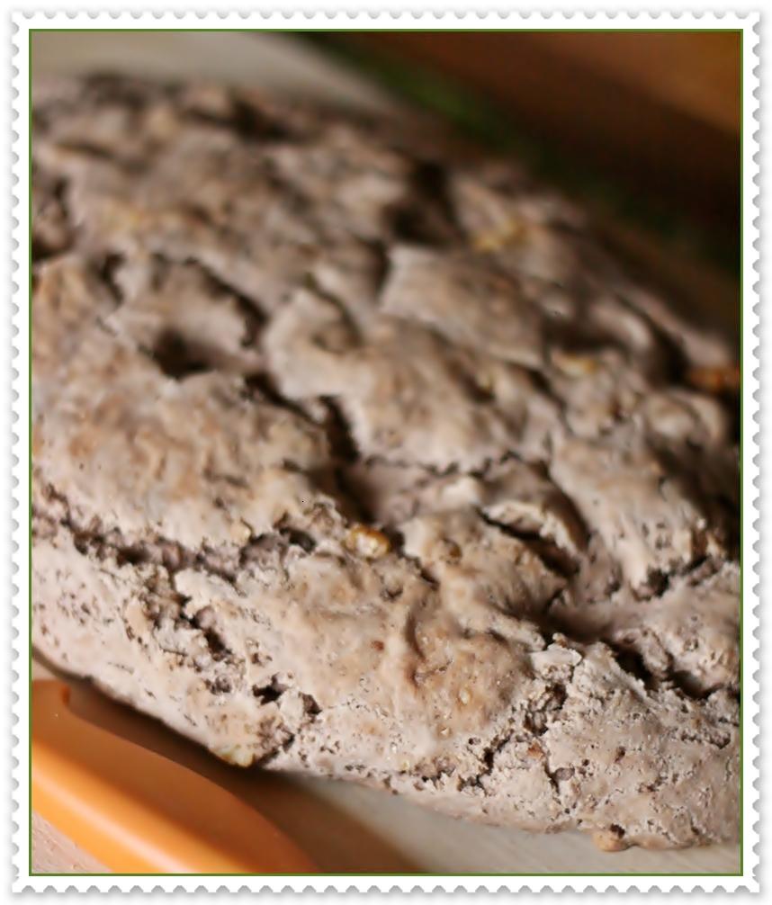 Pane Martino alle castagne e noci  Chestnut and walnut bread  Crumpets  co