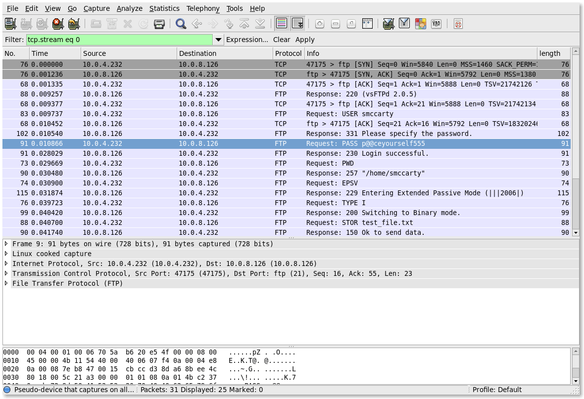 Securing Ftp With Vsftpd And Ssl Crunch Tools
