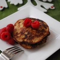 Almond Banana Pancakes (Paleo)