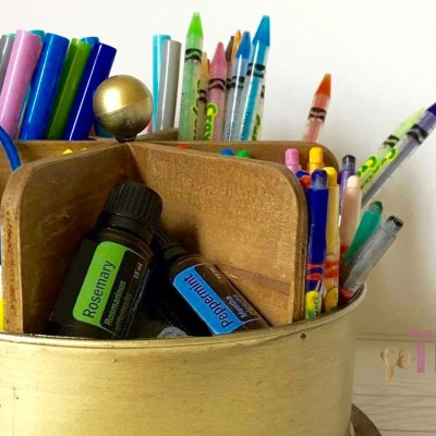 Essential Oils for Preschoolers