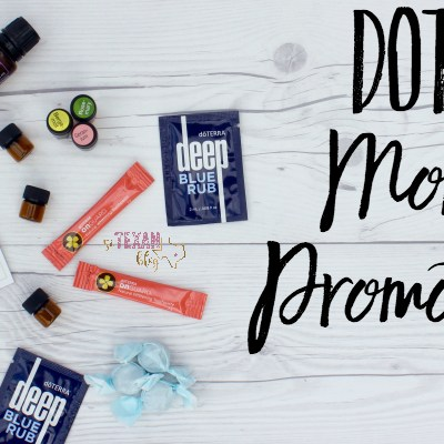 doTERRA August Promotions– More doTERRA for Less!