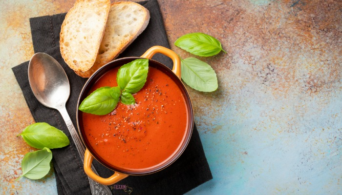 This Instant Pot Tomato Basil Parmesan Soup recipe gives all the comfort of Mama's tomato soup, elevated with Parmesan and cream, with the speed of your IP!