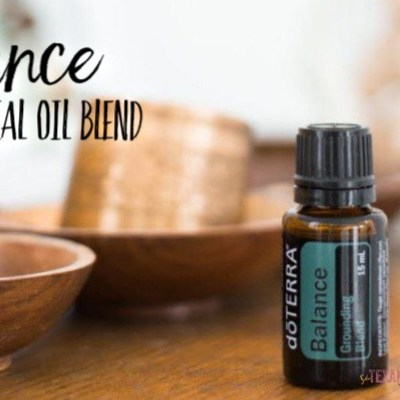 Balance Essential Oil Blend is an amazing grounding blend that our family uses daily. Find out why and how to use it here!