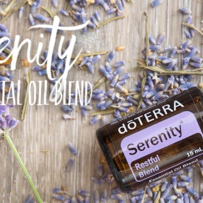 Serenity Essential Oil Blend Uses and Benefits