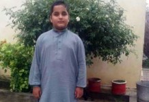 13 years old boy Haroon shot Dead in Chakwal