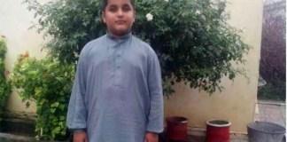 13 years old boy Haroon shot Dead in Chakwal