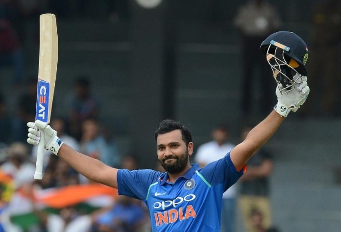 Rohit Sharma after scoring double centuries - ICC