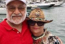Mir Hazar Khan Bijarani and Fariha Razzaq