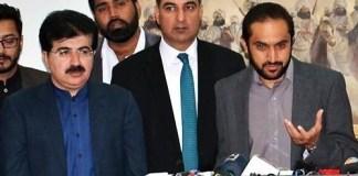 Chairman Senate Sadiq Sanjrani