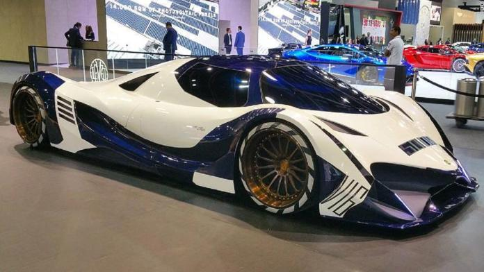 the devel sixteen 5000hp monster powered by hellfire. Black Bedroom Furniture Sets. Home Design Ideas