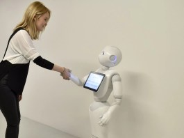Robots VS Human