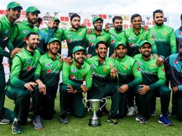 Pakistan Whitewashes Zimbabwe 2018 ODI Series