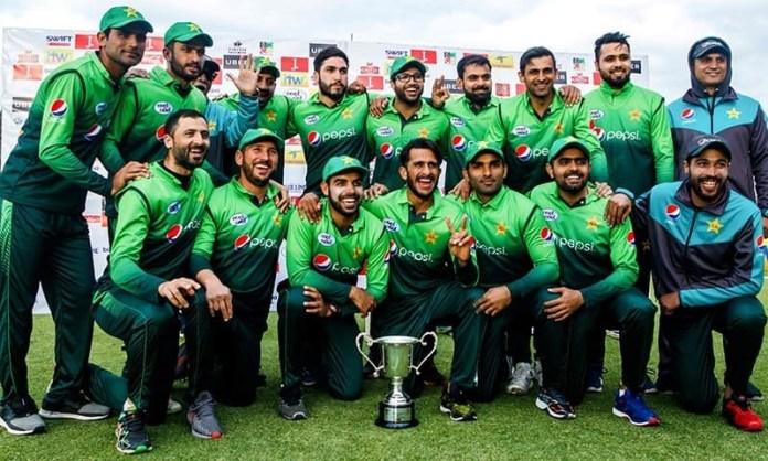 Pakistan Whitewashes Zimbabwe 2018 ODI Series