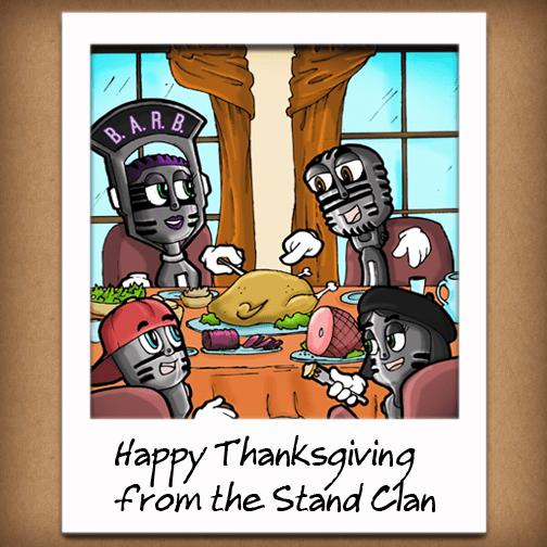 Stan Clan Thanksgiving