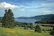 Lake Schluchsee/Upper Black Forest