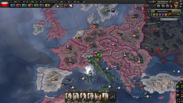 And Failed Defend Poland In Hearts Of Iron Iv - Year of
