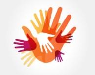 main enfant couleurs