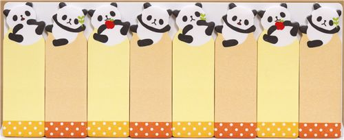 cute-panda-bears-bookmark-stickers-post-it-with-bamboo-170914-1