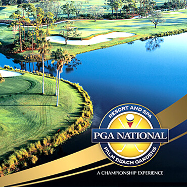 PGA National Resort & Spa – Postcards