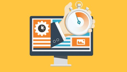 your crowdfunding landing page has to load quickly or you'll lose visitors