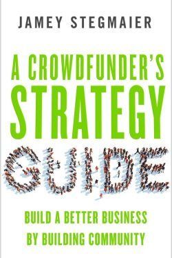 a crowdfunders strategy is one of the best books on crowdfunding