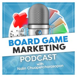 board game marketing podcast is one of the top crowdfunding podcasts out there