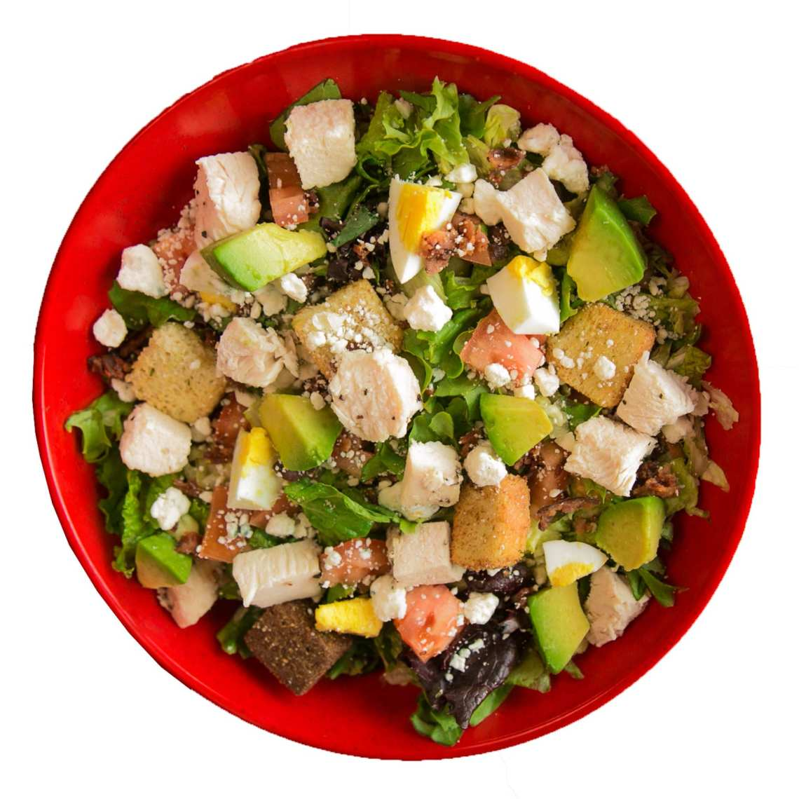 Crushed Red Welcome Back Cobber Urban Crafted Salad