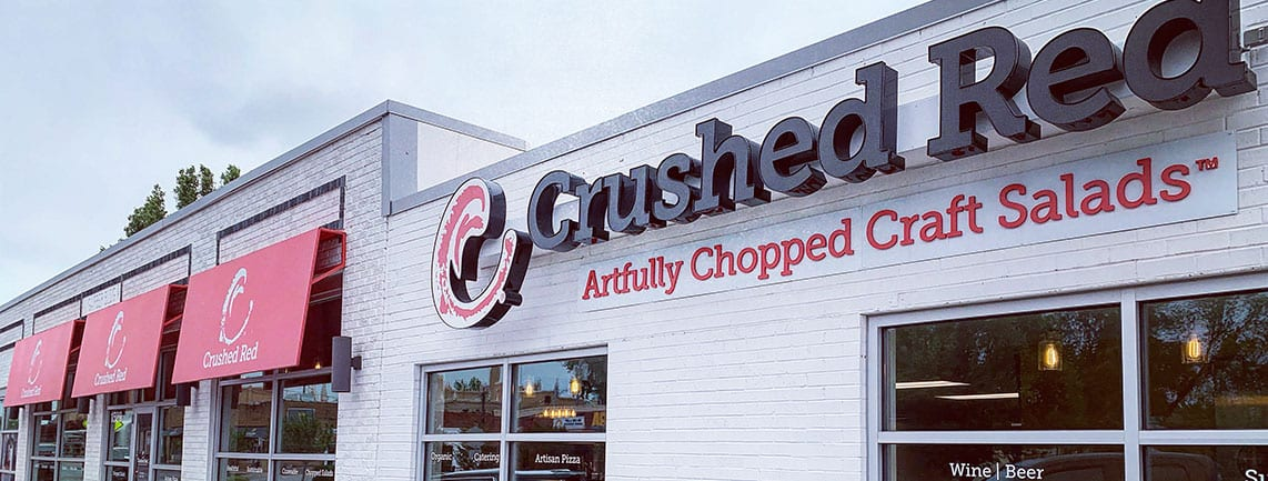 Crushed Red Tulsa Location