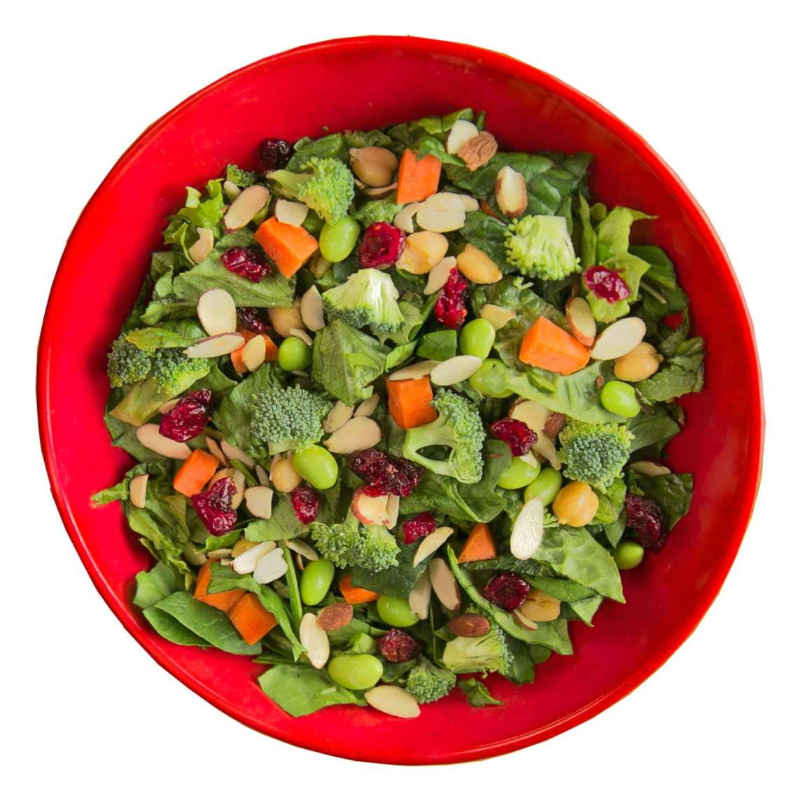 Crushed Red Health Nut Urban Crafted Salad
